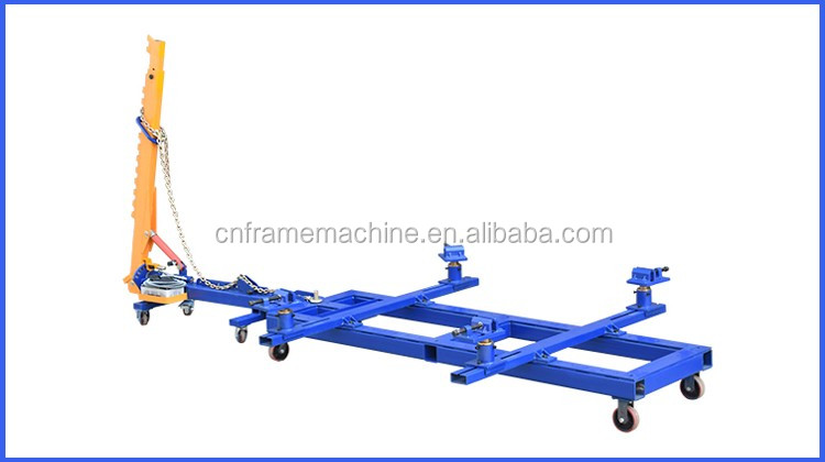 Pickup Truck Auto Frame Machine Auto Body Puller Rack Car Chassis Straightening Bench Buy Auto Frame Machine Car Chassis Straightening Bench Auto Body Puller Product On Alibaba Com