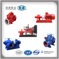 XBD Centrifugal Pumps Price Split Casing Fire Fighting Electric Transfer Pump