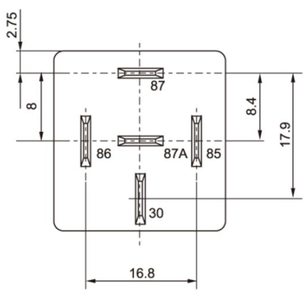 30a 14vdc Relay, 30a 14vdc Relay Suppliers and Manufacturers at ...