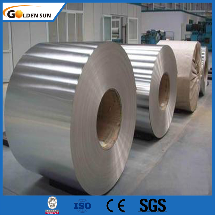 Hot dipped Galvanized iron/steel coil used in folding door and keel