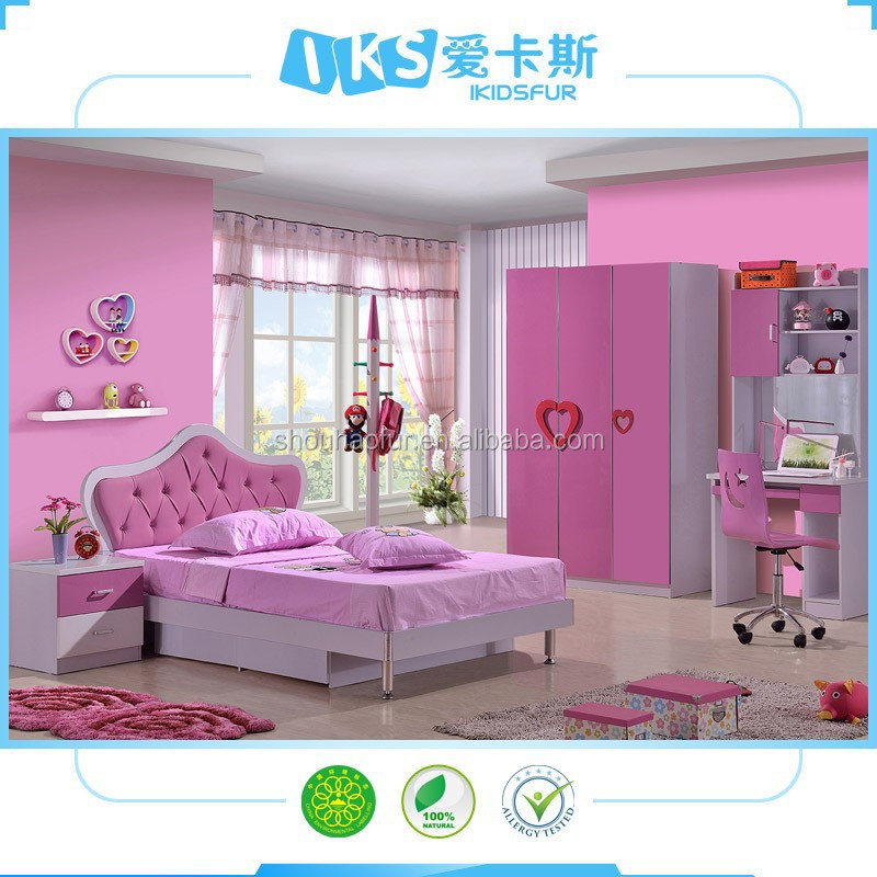 2015 hot sale new design hotel bedroom furniture set 8101B