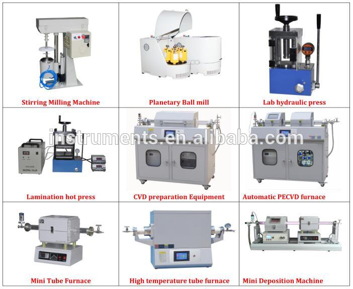 Laboratory planetary ball mill for grinding micronizing samples of coal