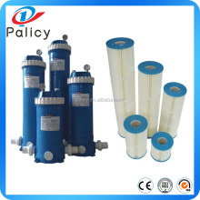 Swimming pool cartridge filter bag,inflatable pool filter pump,fiberglass wall hung filter