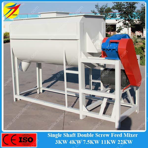 Easy Operation Horizontal Animal Feed Mill Mixer - Buy Animal Feed Mill  Mixer,Animal Feed Mixer,Feed Mixer Product on Alibaba com