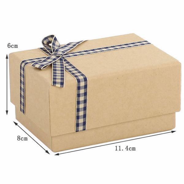 cheap custom gifts small kraft paper box
