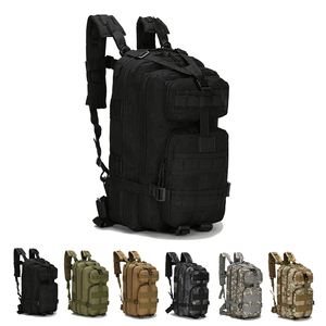 Waterproof Tactical Camouflage Bag,Men Women Army Military Hiking Trekking Backpack 600D Nylon Camping Climbing Sport Bag