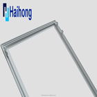 Nice Strength aluminum led panel frame extrusion for LED light