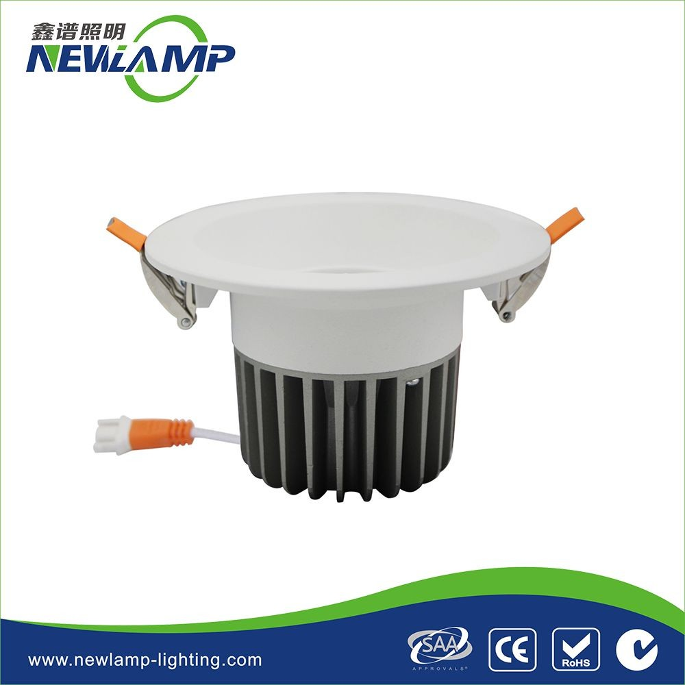 7W SAA COB <strong>downlight</strong> 2700K-6500K, Led <strong>downlight</strong> with CE/ROHS SAA certification
