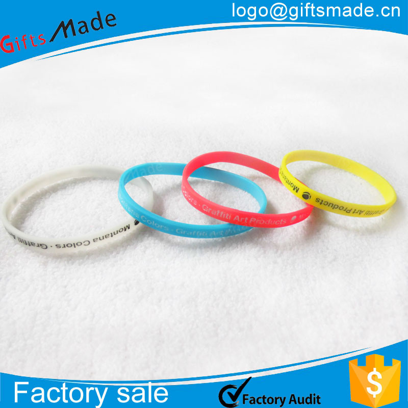 high quality new silicone bracelet,Free samples christian rubber bracelets on alibaba China