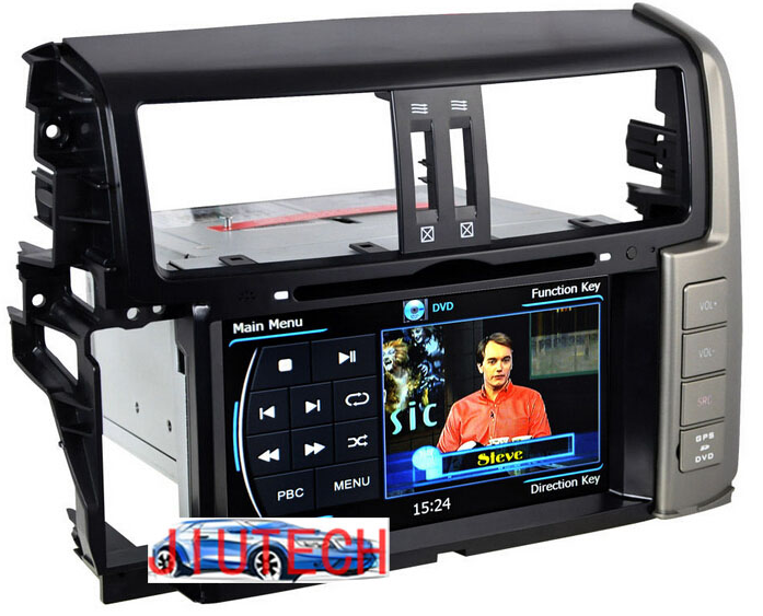 Car Stereo GPS DVD for Toyota Land Cruiser Prado 150 Car Autoradio GPS Navigation Sat nav DVD Player