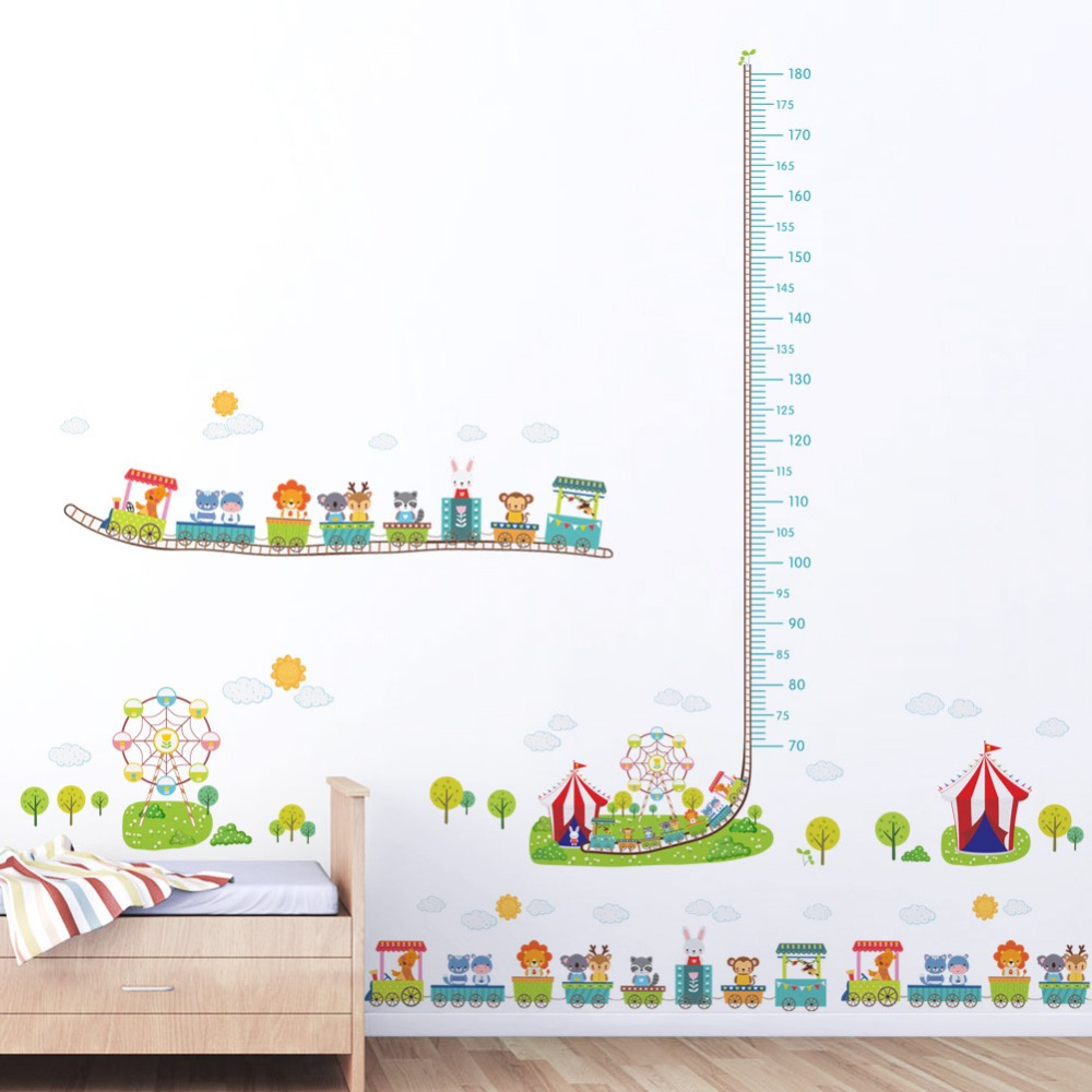 Popular Wall Decal Growth Chart-Buy Cheap Wall Decal
