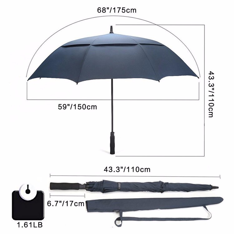 High Quality Golf umbrellas OEM,ODM for Promotional and Branded umbrlla factory