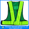 High Visibility Led Vest Flashing Led Warning Vest Traffic Safety Vest