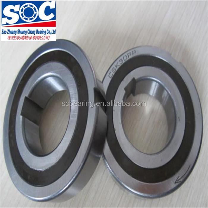 Csk12p 12 mm sprag clutch bearing Internal KEYWAY-Free Uk Postage