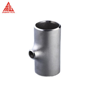 ASME B16.11 Butt Welding Forged Pipe Reducing Tee