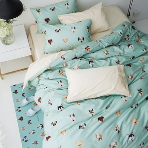 Dog Print Bedding Set, Dog Print Bedding Set Suppliers And Manufacturers At  Alibaba.com