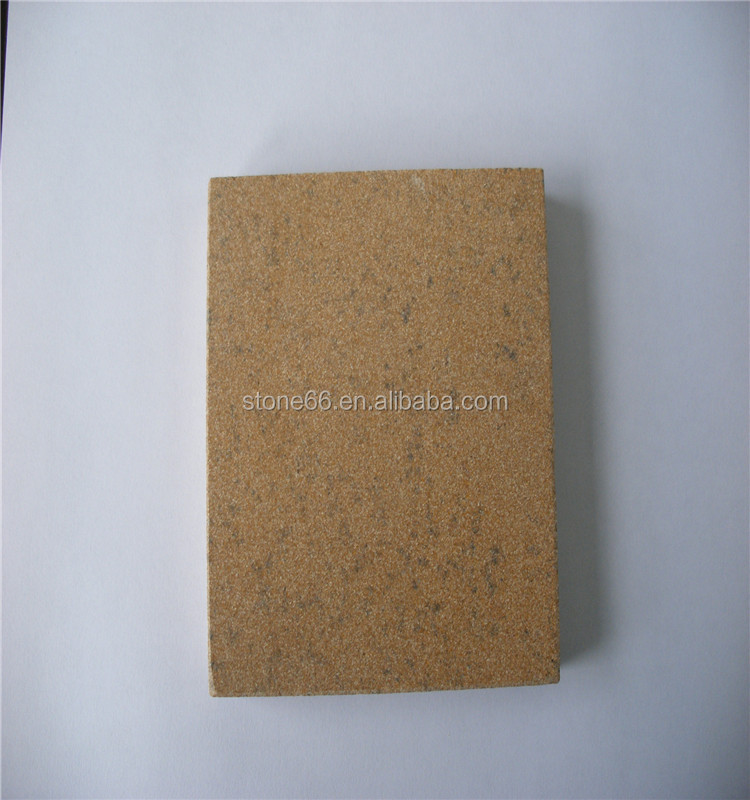 Exterior Yellow Mushroom Sandstone construction sandstone