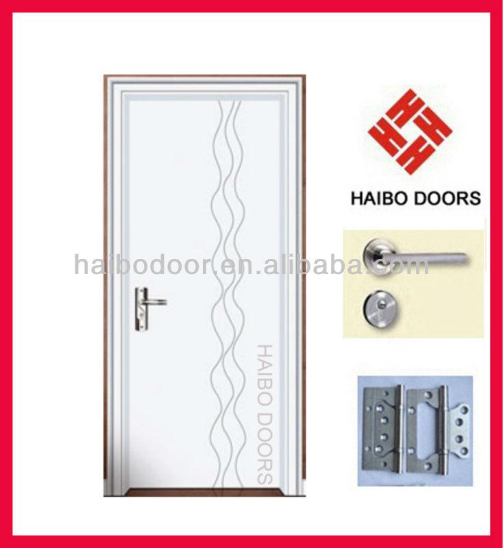 Interior puerta de madera que cuelga la decoraci n del for Puertas para el hogar