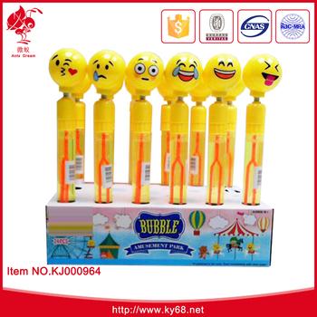 Wholesale Emoji Bubble Stick Bubble Toy Bubble Wand For Kids - Buy Emoji  Bubble Stick,Emoji Bubble Stick Bubble Toy,Emoji Bubble Stick Bubble Toy