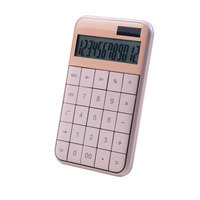Fancy Promotional Cheap Mini Calculator,Financial Graphing Calculator, button battery and solar powerCalculator