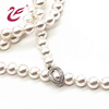 Wholesale pearl necklace clasp lock sterling silver jewelry clasps for pearl necklaces
