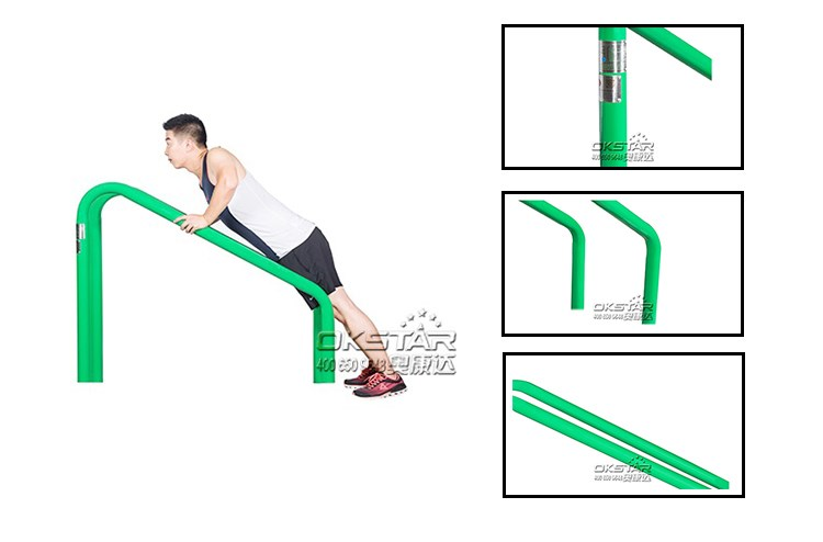 Factory wholesale pull up bars of crane fitness equipment