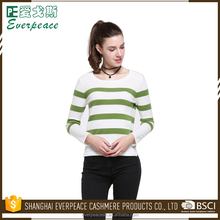 Fast Delivery latest design ladies pullover sweater
