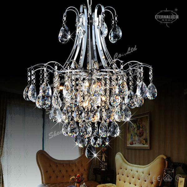 Lamparas de cristal modernas - Colgantes de cristal para lamparas ...