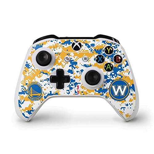 Buy NBA Golden State Warriors Xbox One S Controller Skin - Golden State  Warriors Digi Camo Vinyl Decal Skin For Your Xbox One S Controller in Cheap  Price on m.alibaba.com