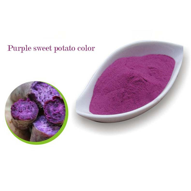 Xiantaima Purple Sweet Potato Extract Natural Anthocyanins Food Color - Buy  Water Soluble Natural Color Purple Sweet Potato Powder,High Quality Water  ...