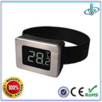 Christmas Gift Digital LCD Bottle Watch Thermometer TL8002A