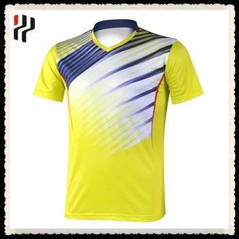 9c3a84238 Custom Dry Fit Sublimation T Shirt Sports Wear Badminton Wear - Buy ...