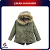 high quality army green new women fashion coats 2014 manufacturer