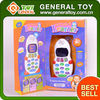 Light And Music Plastic Mobile Phone Toy, Kids Phone Toys, Baby Phone