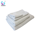 100% Cotton 32s/2 21s/2 16s/1 Hotel Hand Towel, Terry Cotton Bath Towel For Hotel