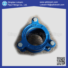 Customized GIBAULT JOINT for PE PVC Pipe Rubber Ring Gasket EPDM NBR SBR Ductile Iron Pipe Fittings for Air Valve