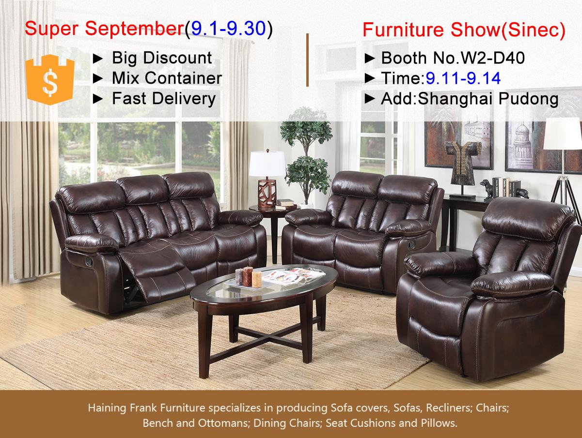 Haining Frank Furniture Co., Ltd.   Sofa, Sofa Cover