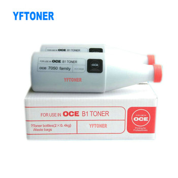 YFTONER Black Toner Powder for Oce B1 25001867 7050 7051 7055 7056 TDS100 Wide formate printer toner