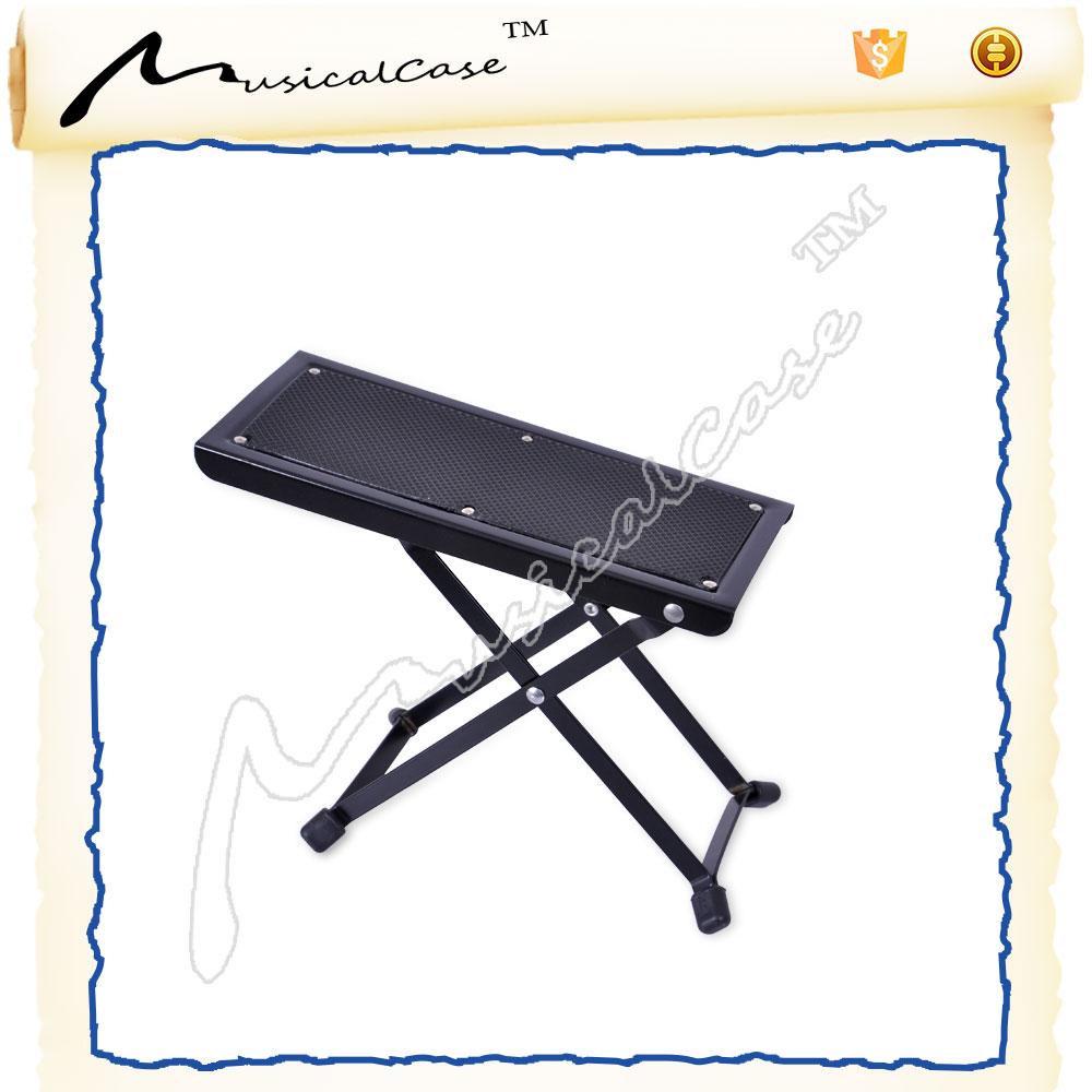 F brica precio barato mejor guitarra reposapi s guitar for Taburete para tocar guitarra