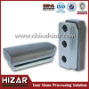 Metal and Resin Bond Diamond Fickert Polishing Blocks
