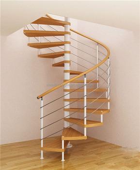 Oculta hierro forjado escaleras stringer galvanizado - Precio escalera caracol ...