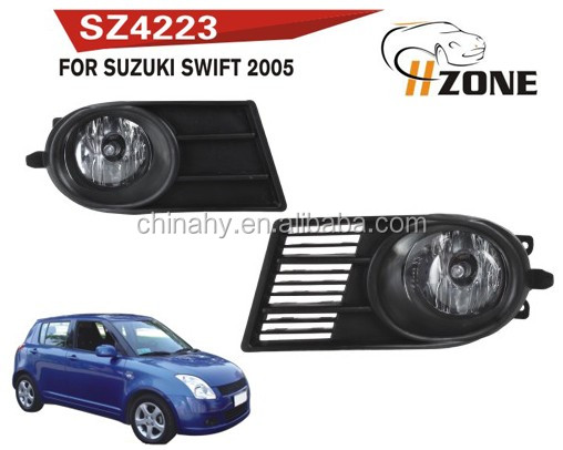 AUTO PARTS 55W FOG LAMP FOR SWIFT 2005 WITH DOT CERTIFICATION