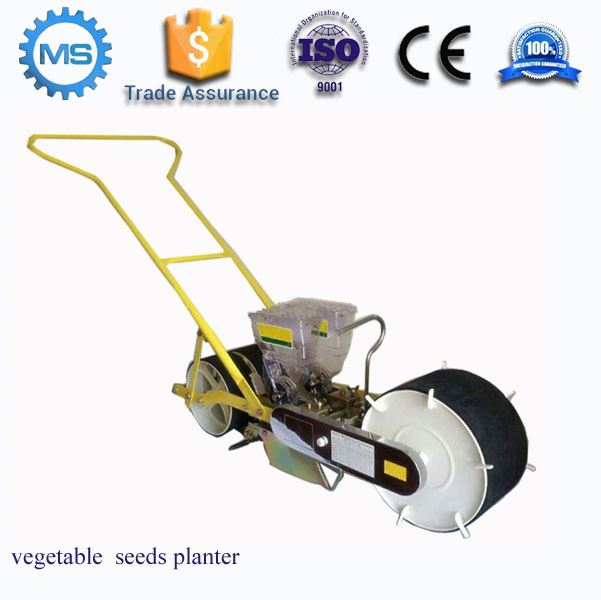 CE Certified Hand Manpower Vegetable Flower Planter Cultivator