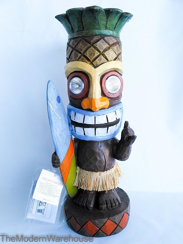 Buy Tiki Head Light String Set Luau Party Patio Lights