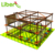 Customized Kids Rope Course Climbing Adventure Play Equipment Indoor Ropes Course