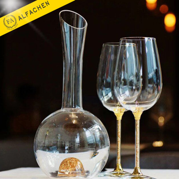 High-grade Glassware Wine Glass Red Wine Decanter Set