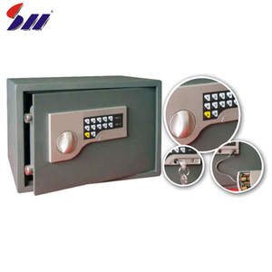 High precision wall safe deposit box bank vaults for sale