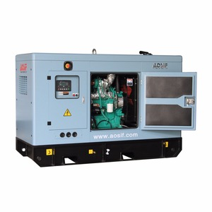 Super silent generator 10 kva 10kva diesel generator genset price photo