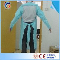 Trade insurance Good Quality dental disposable gown