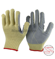 Nmsafety Aramid Fibers Cut Glove/heat And Cut Resistance Gloves ...